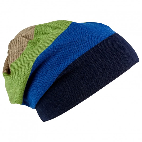 Lundhags - Striped Beanie - Bonnet
