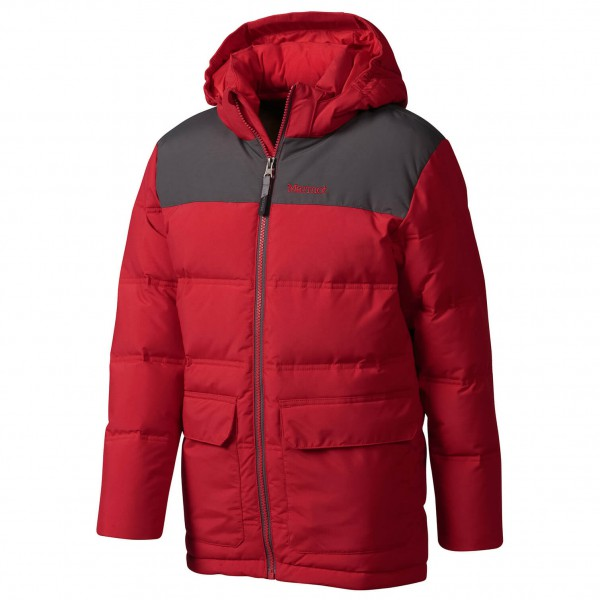 Marmot - Boy's Rail Jacket - Muts