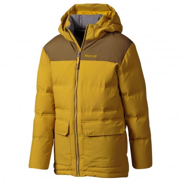 Marmot - Boy's Rail Jacket - Beanie