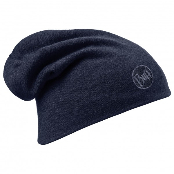 Buff - Merino Wool Thermal Hat Solid - Bonnet