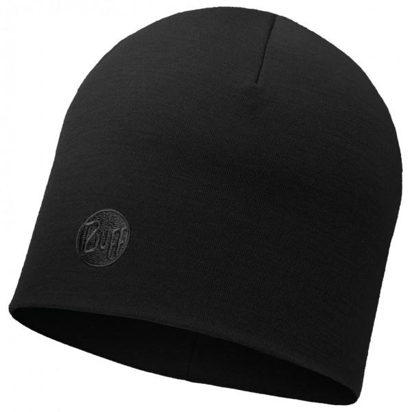Buff - Merino Wool Thermal Hat Solid - Mütze