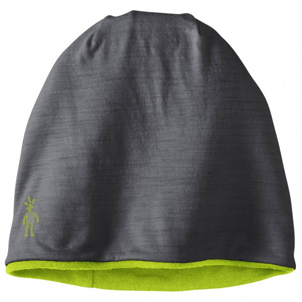 Smartwool - PhD Reversible Training Beanie - Muts