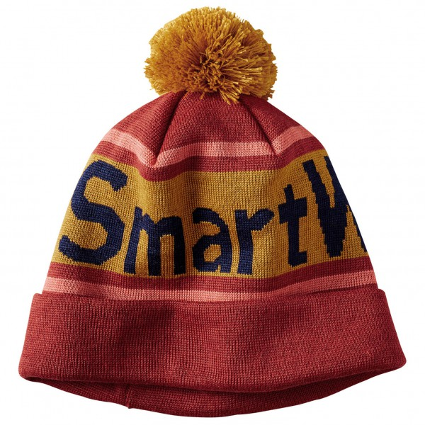 Smartwool - Retro Logo Beanie - Myssy