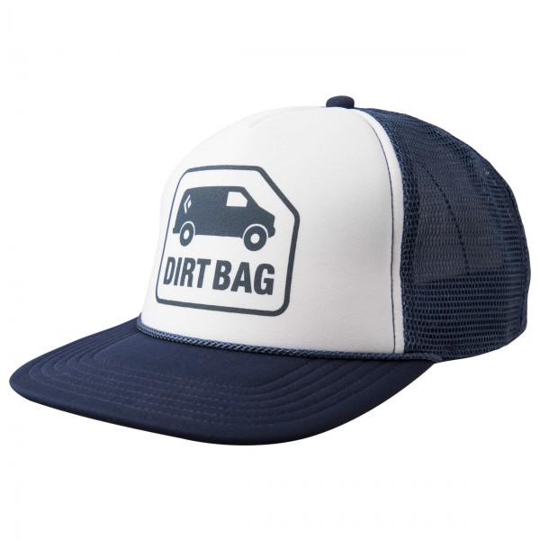 Black Diamond - Flat Bill Trucker Hat - Casquette