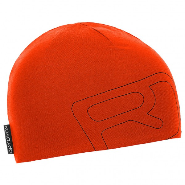 Ortovox - Beanie Merino Cool Logo - Bonnet