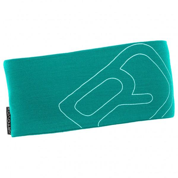 Ortovox - Women's Headband Merino Cool Logo - Hoofdband