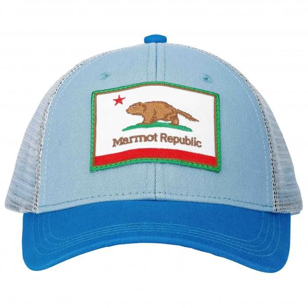 Marmot - Kid's Marmot Republic Trucker - Casquette