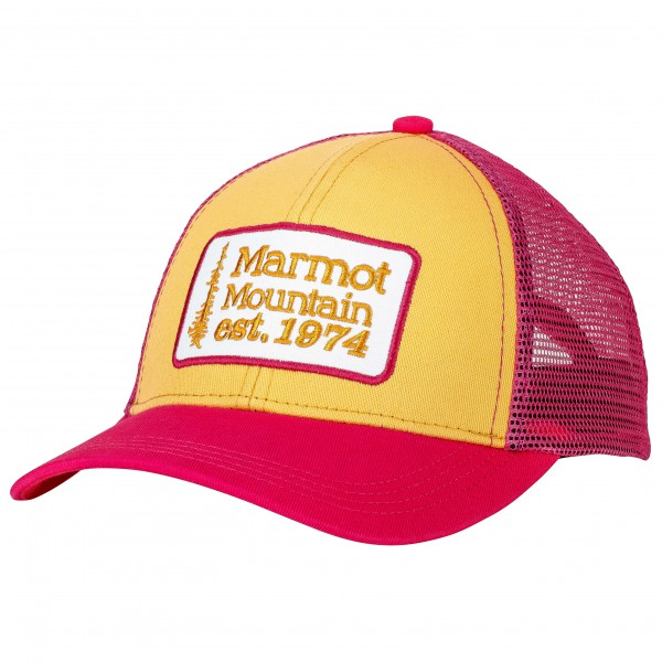 Marmot - Kid's Retro Trucker Hat - Pet