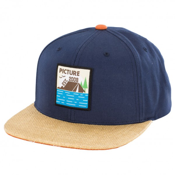 Picture - Lakewood Straw - Cap