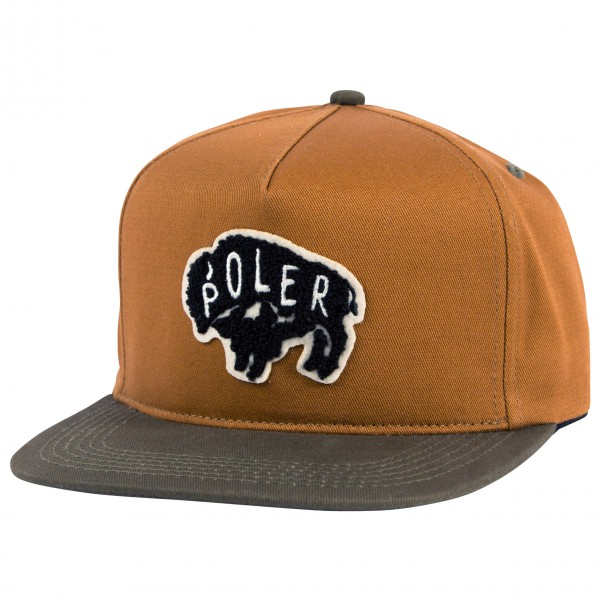 Poler - Buffalo Snap Back - Pet