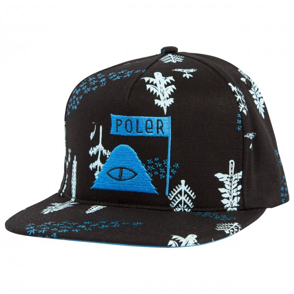 Poler - LD Trees Snapback - Pet