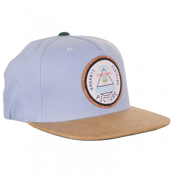 Picture - Oregon Straw - Cap