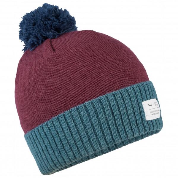 Salewa - Puez Pom Pom Wool Beanie - Bonnet