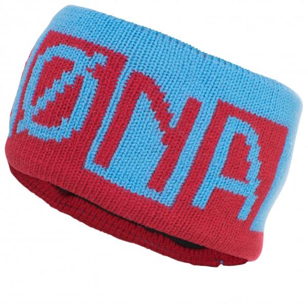 Norrøna - Heavy Logo Headband - Bandeau