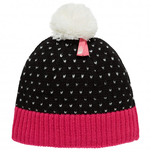 The North Face - Youth Pom Pom Beanie - Muts