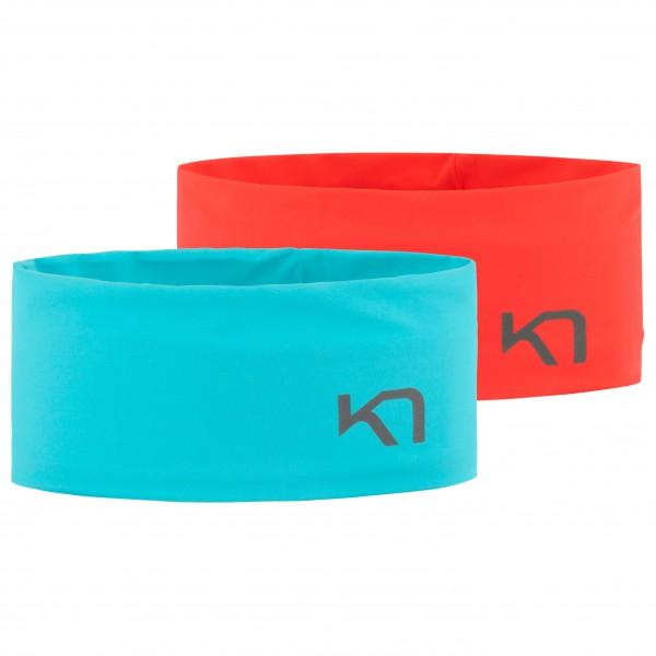 Kari Traa - Women's Myrblå Headband 2-Pack - Headband