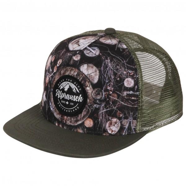 Alprausch - Holzmax Mütze - Cap