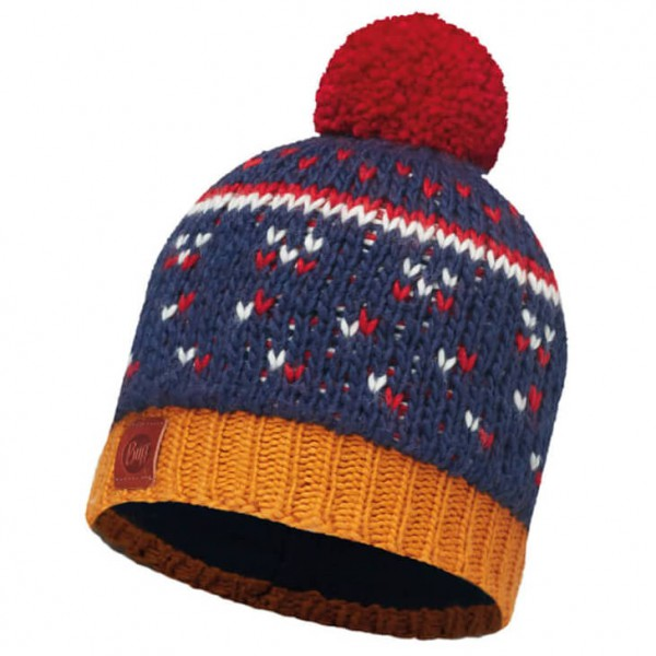 Buff - Knitted & Polar Hat Ethel - Muts