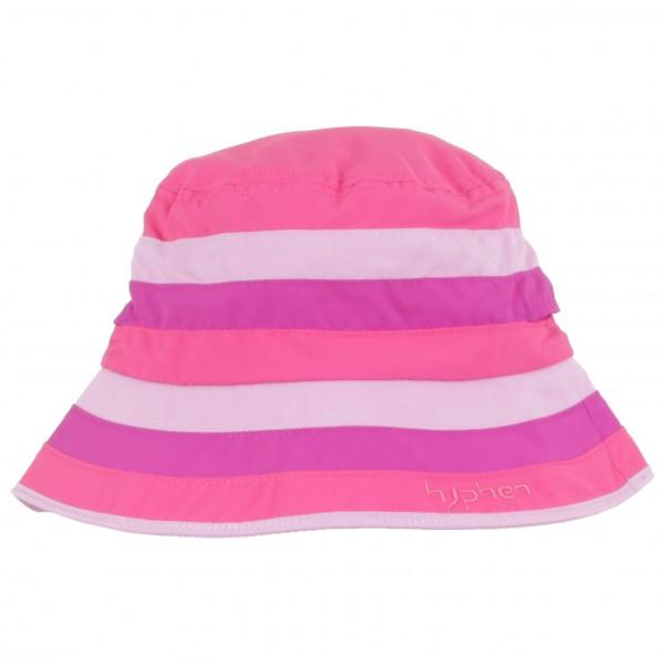 Hyphen - Kid's Birdy Hat 'stripes' - Hoed