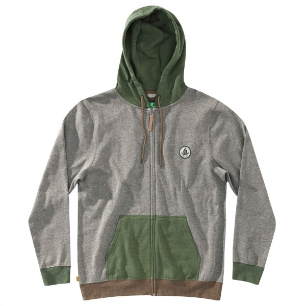 Hippy Tree - Hood Switchback - Hoodie