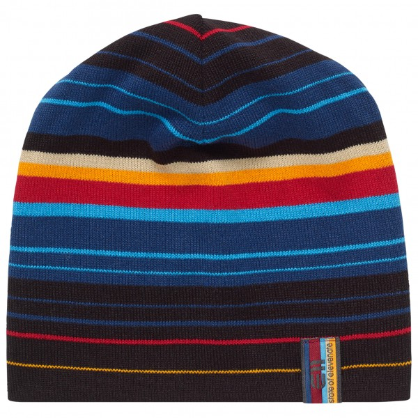 Elevenate - Striped Beanie - Muts