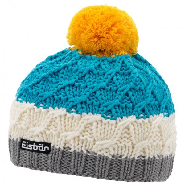 Eisbär - Dilly Pompon MÜ Kids - Mütze