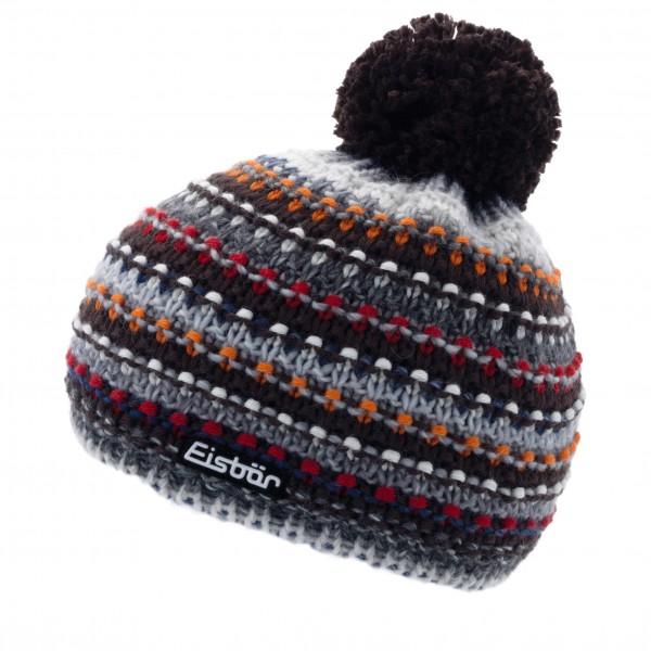 Eisbär - Snazzy Pompon Mü Kids - Mütze