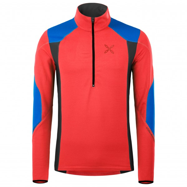 Montura - Run Zip 2 Winter Maglia - T-shirt de running