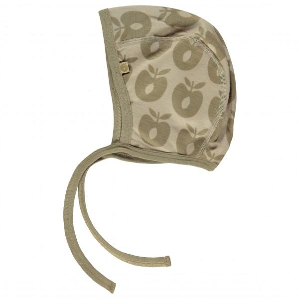 Smafolk - Baby Hood Wool Apples - Bonnet