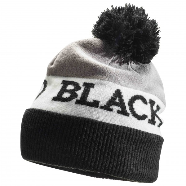 Black Diamond - Tom Pom Beanie - Muts