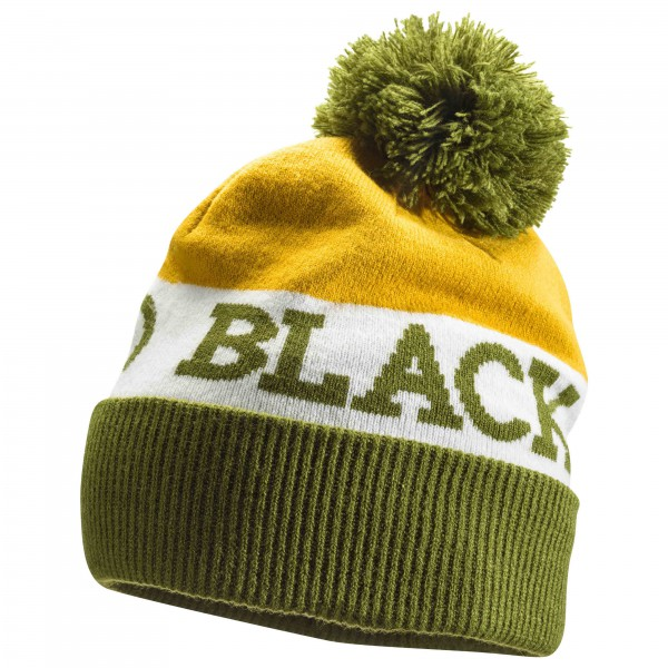 Black Diamond - Tom Pom Beanie - Myssy