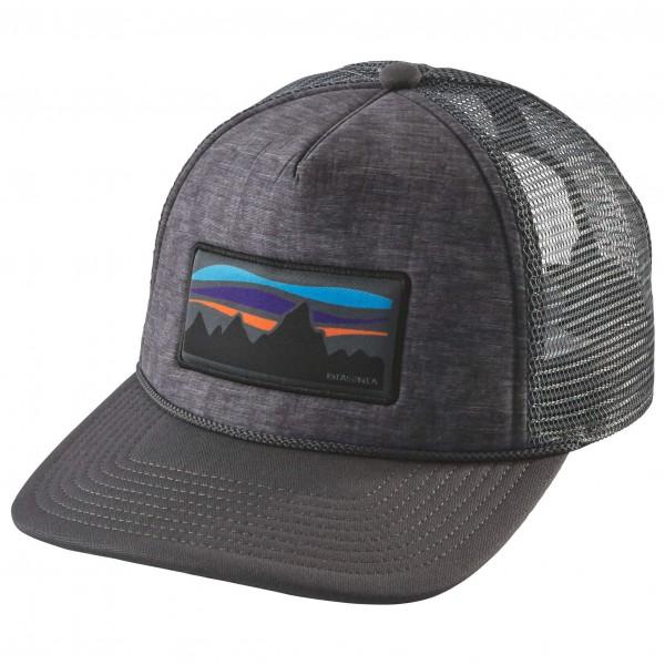 Patagonia - Fitz Roy Banner Interstate Hat - Lippalakki
