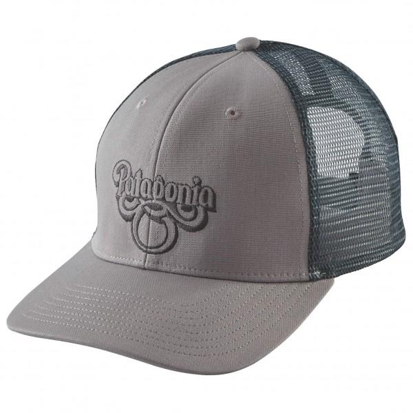 Patagonia - Groovy Type Trucker Hat - Lippalakki