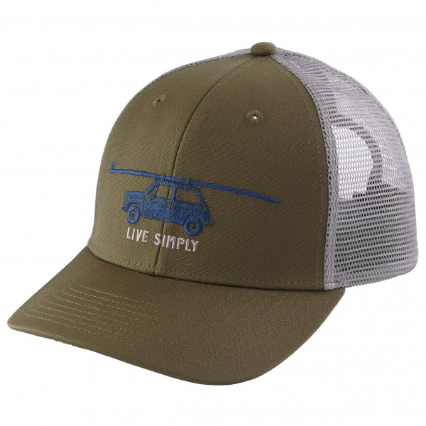Patagonia - Live Simply Glider Trucker Hat - Pet