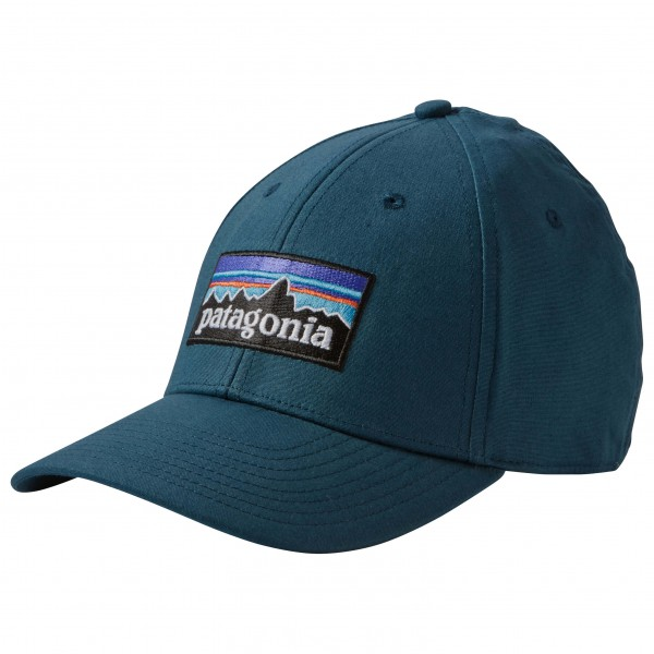 Patagonia - P-6 Stretch Fit Hat - Cap
