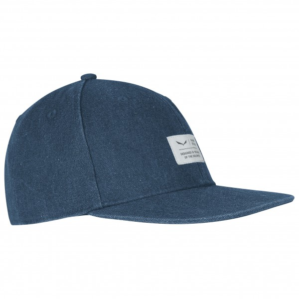 Salewa - Puez Canvas Flat Cap - Keps