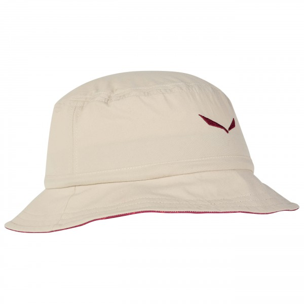 Salewa - Kid's Sun Protect Brimmed Cap - Hut