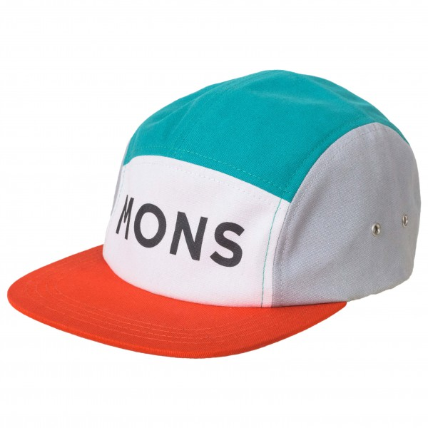 Mons Royale - Beattie 5 Panel - Cap