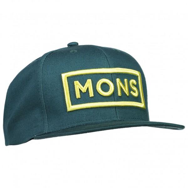 Mons Royale - Connor Cap Box Logo - Cap