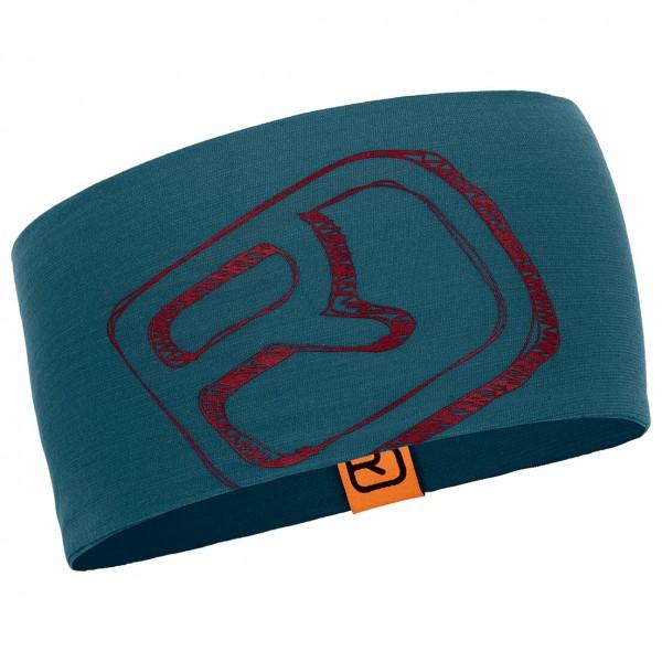 Ortovox - Merino Cool Logo Headband - Pandebånd