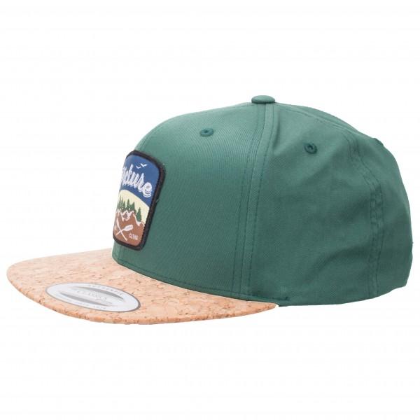 Picture - Chilliwak Cap C Dark Green - Cap