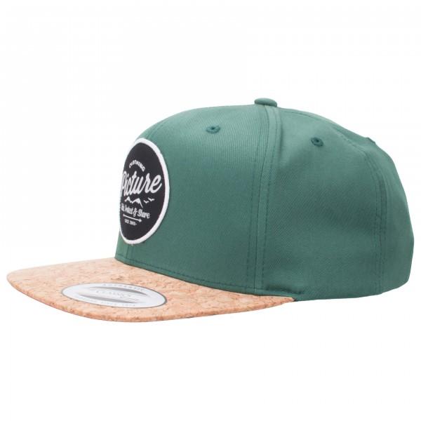 Picture - Powell B Dark Green - Cap