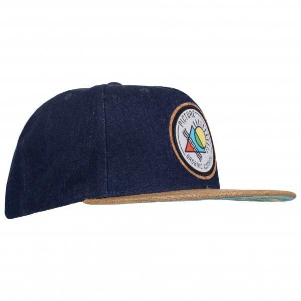 Picture - Ventura A Raw Denim - Cap