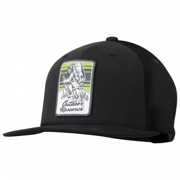 Outdoor Research - Squatchin' Trucker Cap - Lippalakki