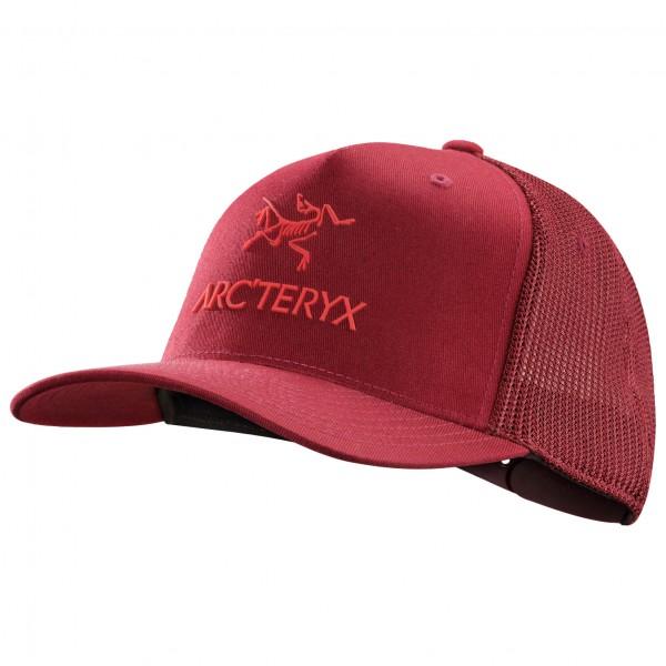 Arc'teryx - Logo Trucker Hat - Cap