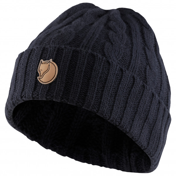 Fjällräven - Braided Knit Hat - Muts