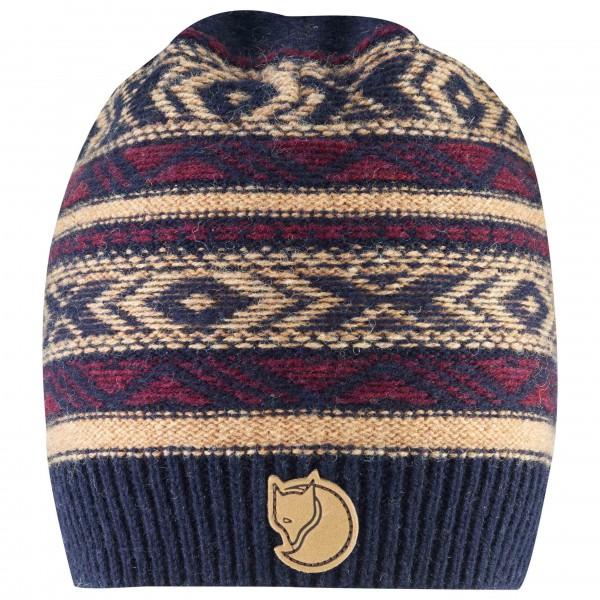 Fjällräven - Övik Folk Knit Beanie - Mössa