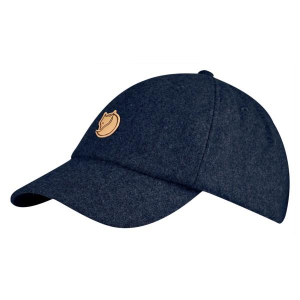 Fjällräven - Övik Wool Cap - Lippalakki