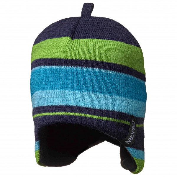 Isbjörn - Kid's Eaglet Knitted Cap - Beanie
