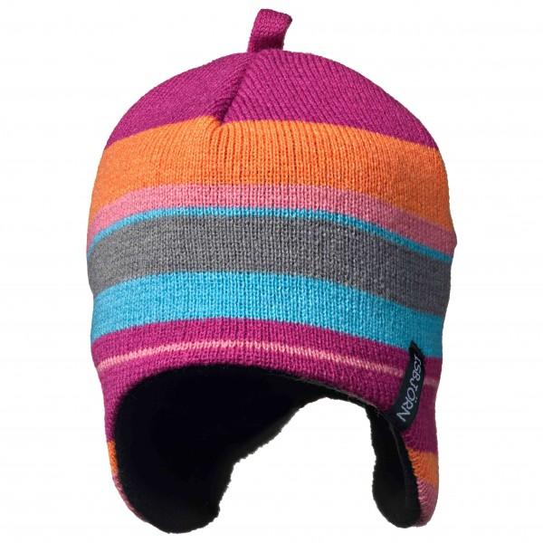 Isbjörn - Kid's Eaglet Knitted Cap - Bonnet